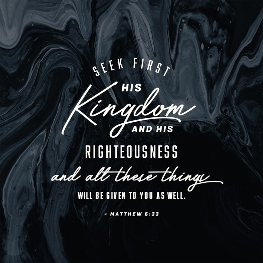 bible, bible verse, scripture, scripture of the day, verse of the day, seek God first, God first, put God first