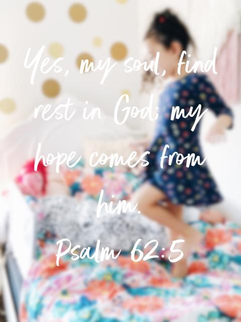 scripture on rest